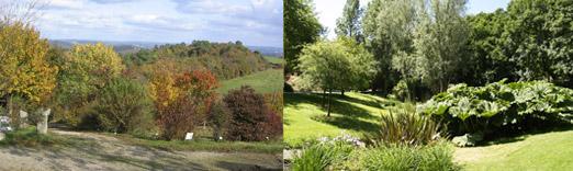Arbres du Monde et Conservatoire botanique de Brest